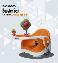 Babydoes 3 Stage Booster Seat With Play Tray