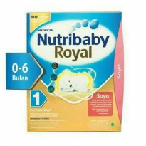 Nutribaby Royal Soya 1 0-6 Bulan 350 Gram