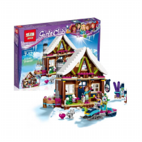 LEPIN 01040 GIRLS CLUB