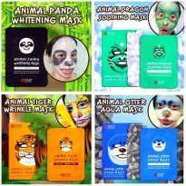 SNP KOREA Animal Mask Series Original Masker Wajah SNP Korea Seri Animal