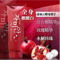 Red Pomegrante Fresh Nutrition Series Lotion Promo A18