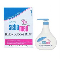 [Recommended] Sebamed Baby Bubble Bath 1000 ml