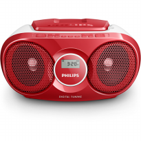 PHILIPS AZ215 AZ215 Sound Machine Pemutar CD/FM RADIO