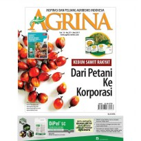 [SCOOP Digital] Agrina / ED 275 MAY 2017