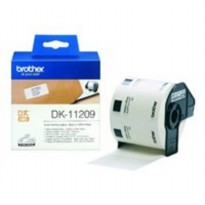 BROTHER LABEL DK-11209 Small Address Label (62mm x 29mm) 800 labels