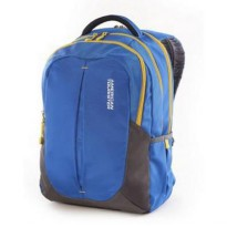 Tas American Tourister By Samsonite (Original) Buzz Backpack _ Blue