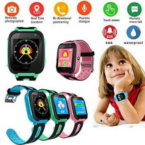 Jam Tangan Anak IMOO GPS Tracker Smart Watch Kids Arloji Handphone