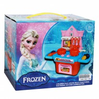 Mainan Anak Kitchen Set Mini Frozen