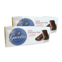 [poledit] Loc Maria Gavottes - Crispy Lace Crepes From France Covered in Dark Chocolate 2 /12836795