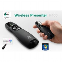 Presenter Wireless Logitech R400