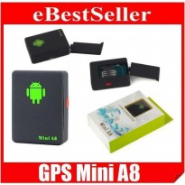 GPS Mini A8 Smallest GSM Gps Tracker For Vehicle Car Children Pet