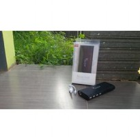 Powerbank JIN LONG 12800mAh HG-19 4 USB + Senter Besar Original 100%