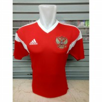 JERSEY BOLA RUSSIA HOME OFFICIAL WORLD CUP PIALA DUNIA 2018 GRADE ORI