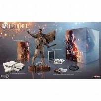 PS4 GAMES BATTLEFIELD 1 COLLECTOR EDITION WITH GAME