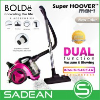 Vacuum Cleaner BOLDe Super HOOVER MAX-1 Vacum New | Original