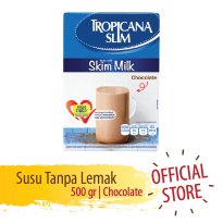 Tropicana Slim Non Fat Fitosterol Chocolate 500gr