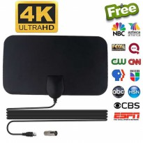 Kebidumei Antena TV Digital DVB-T2 4K High Gain