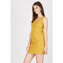 GW Grafen Dress in Mustard