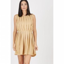 GW Greben Dress in Cream