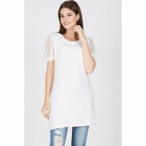 GW Hamburg Top in White