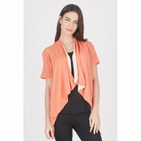 GW Wuppertal Cardigan in Orange