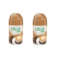 Pengharum Ruangan / Stella Matic Food Scents Coffe Latte Refill 225