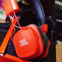 (Dijamin) Headphone Bluetooth JBL Tempo Wireless Headset for Android & iPhone
