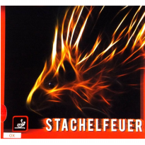 SpinLord Stachelfeuer Ox Black