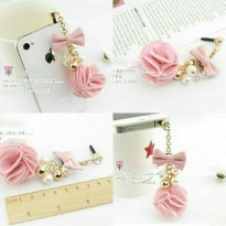 Impor Korean Rainbow Pink with Pearl Pluggy