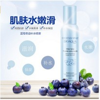 Fountain Mist Face Spray Blueberry Essence Mencerahkan Wajah by BIOAQUA 150ml