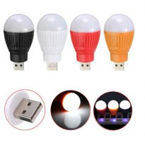 Bohlam USB LED Bohlam LED Bohlam Mini USB Bola Lampu USB Mini USB Bulb
