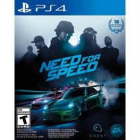 Ps4 Need For Speed (Used / Online Only)