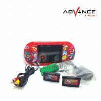 Advance AG-V168A Pocket Game 16Bit