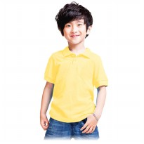 Kids Polo Shirts for Boys - Fit to Age Group 2T Up to  | Yellow