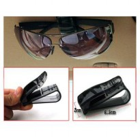 Gantungan Kacamata - Sunglasses Clip Holder Mobil Car Auto Klip Glasse