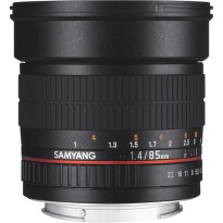 Samyang 85mm F/1.4 Lensa Kamera For Nikon