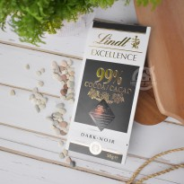 Lindt Dark Chocolate 99% Dark Chocolate / Coklat Healthy Brain Booster