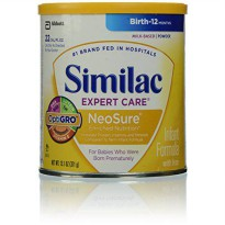 [poledit] Similac Expert Care NeoSure Infant Formula with Iron, Powder, 13.1 Ounce (R1)/12172515