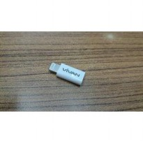 Charger Connector Vivan MicroUsb - Lightning