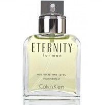 CK Eternity EDT 100ml For Men Parfum Original