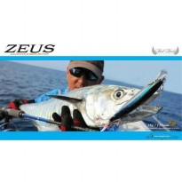 Lure Zeus Saltwater Sinking Minnow 38 gr - Flaying Fish