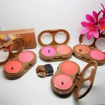 Urban Decay Naked 5 Blush On Duo Color/ Dua Warna