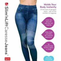 Slim'n Lift Caresse Jeans as seen on tv
