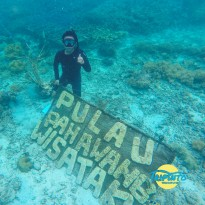 Pulau Pahawang Hoping Island and Snorkeling 3D2N