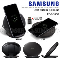 LIMITED Fast Charging Wireless Charger Convertible Pad & Stand Samsung MR0240