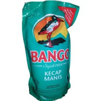 [poledit] Sweet Soy Sauce - Bango Kecap Manis - 2 x 600 ml refill packages - Product of In/13156078