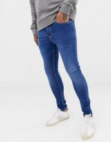 New Look super skinny jeans in blue wash