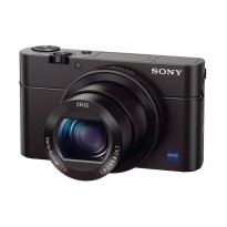 Sony DSC - RX100 Mark 3 Black Pocket