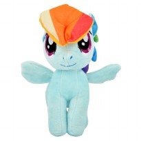 My Little Pony Movie Coin Pouch Plush Rainbowdash