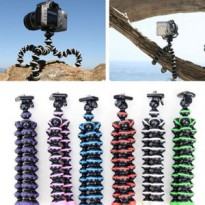 Tripod Mini Camera Gurita Flexible Mini Tripod Gorillapod Gurita